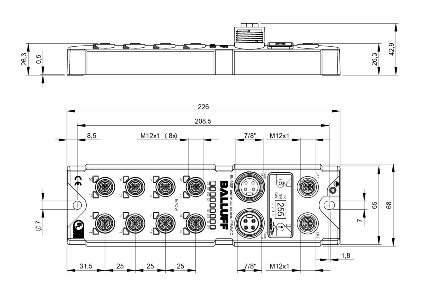 Balluff Wiring Diagram - Wiring Diagrams Load on