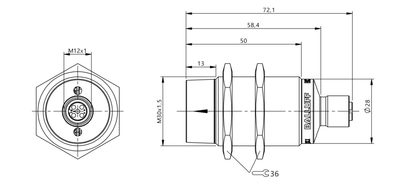 on balluff bni006a wiring diagram