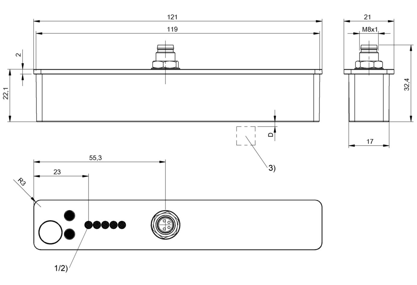 BIP0014 - BIP LD2-T103-03-S75 - Balluff on